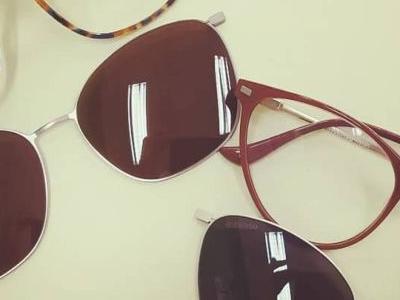Okulary 8